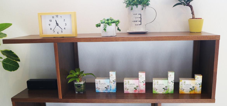 愛媛県新居浜市のヘッドスパ専門店juni(ジュニ)では癒し空間の中で、心も頭も軽くなる最高の「時間」を提供いたします。